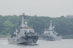 MINEHUNTERS stock photography