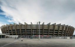 Mineiraostadion in Belo Horizonte, Brazilië Stock Foto's