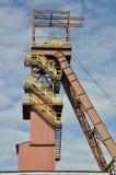 Minenschacht Lizenzfreie Stockbilder