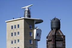 Minensuchbootdenkmal stockfotografie