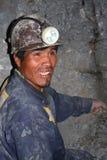 Miner Stock Image