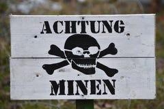 Miner Arkivfoton