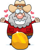 Miner Gold Stock Images