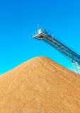 Mineração Imagem de Stock
