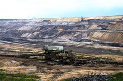 mineração Foto de Stock