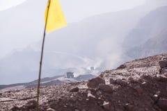 mineração fotografia de stock