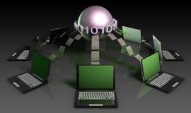 Mineração de dados Imagem de Stock Royalty Free