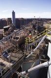 Mineração do ouro Foto de Stock Royalty Free