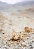 Mineração do ouro e do cobre Foto de Stock