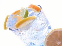 Mineraalwater royalty-vrije stock afbeelding