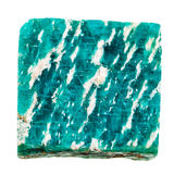 Minerai d'Amazonite Photos stock