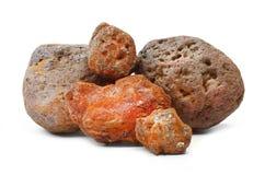 Minerai de fer Image stock