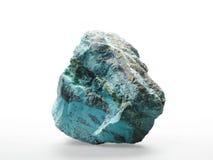 Minerai de Shattuckite Image stock
