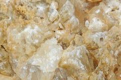 Minerai naturel Photographie stock libre de droits