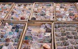 Minerais Imagens de Stock