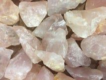 Mineral ótico da calcite imagens de stock