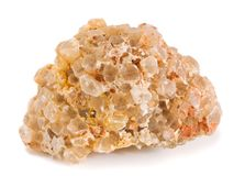 Mineral Aragonite Royalty Free Stock Photo