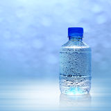 Mineral Bottle Water Stock Image