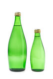 Mineral bottle Stock Photography