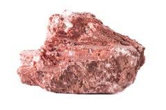 Mineral da gipsita Foto de Stock