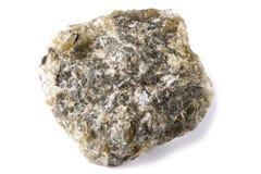 Mineral da labradorite Foto de Stock