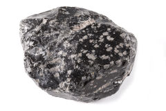 Mineral da obsidiana Fotografia de Stock