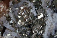 Mineral de hierro Imagen de archivo