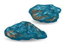 Mineral de hierro libre illustration