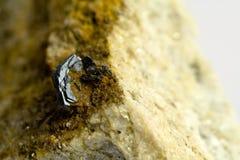 Mineral de la biotita Foto de archivo libre de regalías
