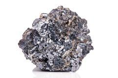 Mineral de la magnetita Imagen de archivo libre de regalías