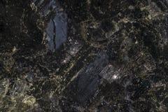 Mineral de sal no macro Imagens de Stock