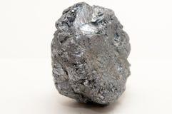 Mineral del molibdeno de la molibdenita Imagen de archivo libre de regalías