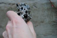 Mineral del terrón fotografía de archivo libre de regalías