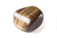 Mineral do tigre do olho Fotografia de Stock Royalty Free