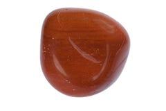 Mineral ein Jaspis lizenzfreie stockfotos