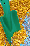 Mineral fertilizer 0 Royalty Free Stock Photo