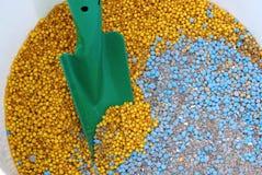 Mineral fertilizer 0 Stock Photos