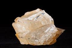 Mineral hialofana Imagenes de archivo