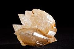 Mineral hialofana Imágenes de archivo libres de regalías