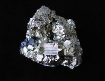 Mineral pirit Royalty Free Stock Photo