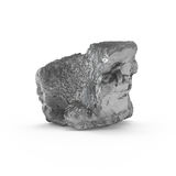The mineral raw materials 3d rendering Stock Photos