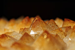 Mineral rock Stock Image
