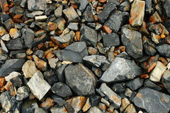 Mineral Rocks Stock Images