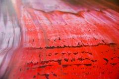 Mineral rojo del suelo y de la tierra imagen de archivo libre de regalías