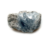 Mineral selestin Royalty Free Stock Images