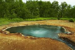 Mineral spring Stock Photos