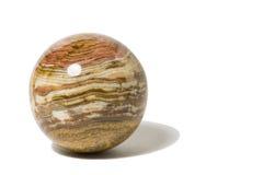 Mineral vaggar marmor Arkivbilder