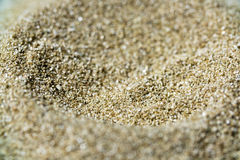 Mineral Vermiculite Samples for Production. Raw Mineral Royalty Free Stock Photos