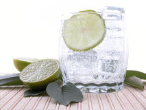 Mineral water Stock Photography