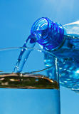 Mineral water. Stock Images